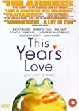 This Year's Love [Import anglais]