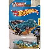 Hot Wheels 2016 X Raycers Blitzspeeder 1:64 Scale Collectible Die Cast Metal Toy Car Model #10/10 On International...