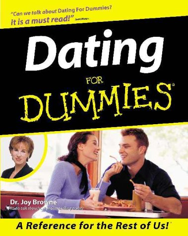 Dating for Dummies, Browne,Joy