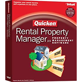 Quicken Rental Property Manager 2.5