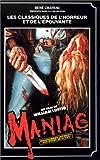 echange, troc Maniac [VHS]