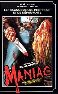 Maniac [VHS]
