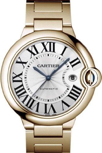 Cartier Ballon Bleu Large Mens Watch W69006Z2