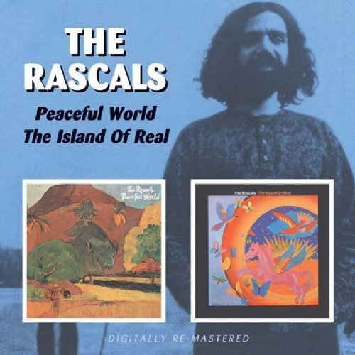 The Rascals - Peaceful World/Island Of Real by BGO (2008-06-17) (The Rascals Peaceful World compare prices)