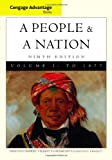 img - for Cengage Advantage Books: A People and a Nation: A History of the United States, Volume I book / textbook / text book