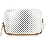 Samsung EA-CC3UWB2N Storage Pouch for Compact Cameras White / Brown