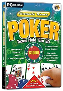 texas hold em computer game