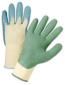 West Chester Master Guard 20700/W Women's Latex Dipped String Knit Glove