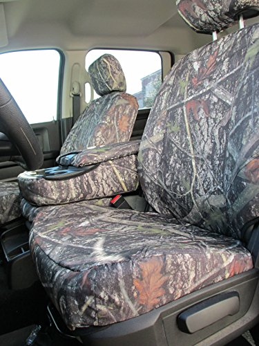 Durafit Seat Covers, DG29 NCL C, Seat Covers Made in New Conceal Camo Endura for Dodge Ram Crew Cab Front and Back Seat Set. (Dodge Ram Backseat Cover compare prices)