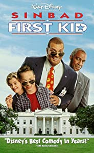 First Kid [VHS]
