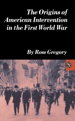 Image for Origins Of Amer Intervent (Norton Essays in American History)