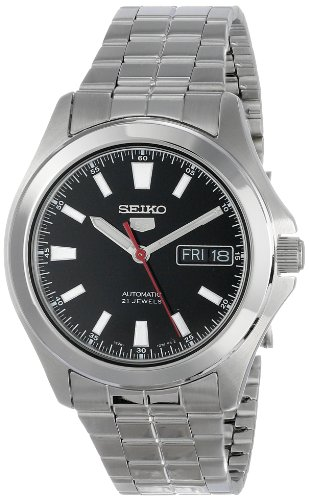 Seiko Men's SNKL09 Automatic Stainless Steel Watch