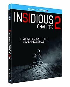Insidious : Chapitre 2 [Blu-ray + Copie digitale]