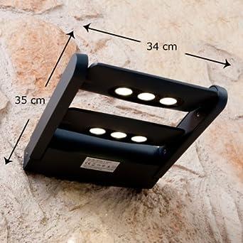 design au enstrahler au enlampe au enleuchte gartenlampe wandstrahler wandlampe fluter strahler. Black Bedroom Furniture Sets. Home Design Ideas