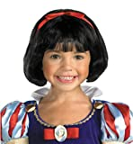 Snow White Dress-Up Child Wig,One Size Child