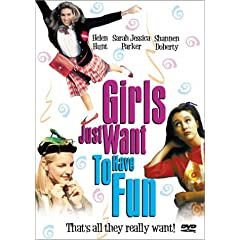 GIRLS JUST WANT HAVE FUN (1985) DVD RIP Main Movie H33T 1981CamaroZ28 preview 0
