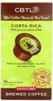 CBTL Costa Rica Brew Coffee Capsules By The Coffee Bean & Tea Leaf, 16-Count Box