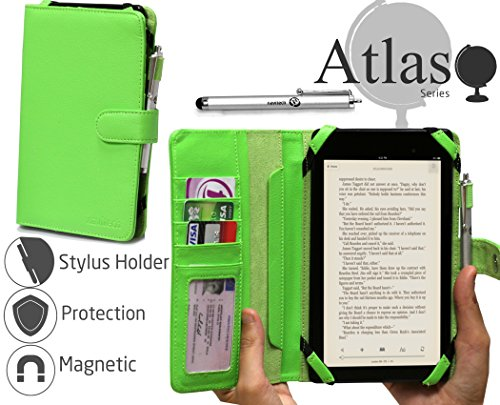 navitech-7-green-leather-book-style-folio-case-cover-stylus-pen-for-the-argos-bush-7-inch-tablet-lex