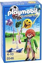 Comprar Playmobil Parque de Atracciones - Vendedor de globos Smileyworld (5546)