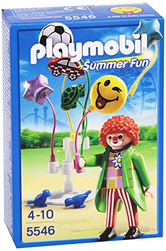 PLAYMOBIL Smiley World Balloon Seller Set