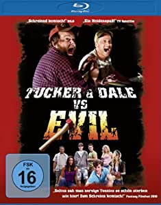 Tucker & Dale Vs.Evil Bd [Blu-ray] [Import allemand]