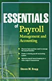 img - for Essentials of Payroll: Management and Accounting (Essentials Series) book / textbook / text book