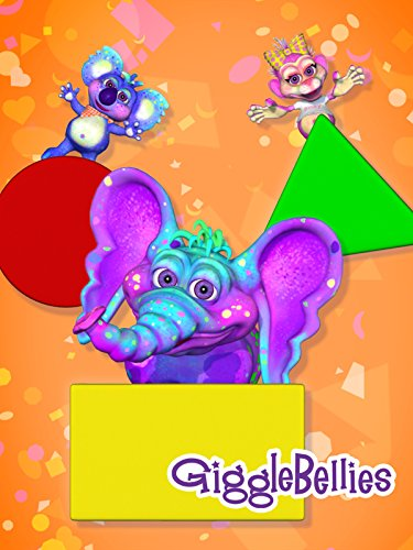 The GiggleBellies: Learn Shapes & Colors for Kids