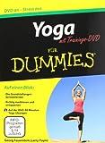 Yoga für Dummies mit Video-DVD