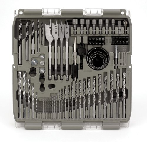 All Trade 835113 90 Piece Drill Bit Assortment in Plastic Case