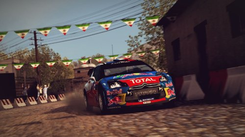 WRC: FIA World Rally Championship 2 galerija