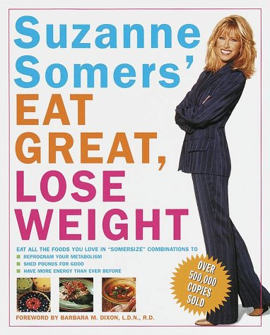 Image for Suzanne Somers' Eat Great, Lose Weight