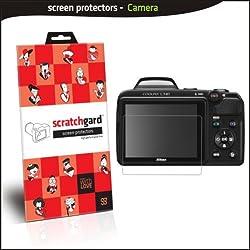 Original Scratchgard Ultra Clear Screen Protector For Nikon Cp L340