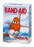 Band-Aid Adhesive Bandages Disney Planes - 20 Count
