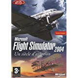 Flight Simulator 2004 : Un si�cle d'aviationpar Microsoft