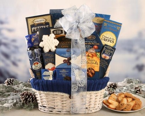 Cliffside Syrah Winter Collection Gift Basket