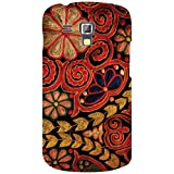 Samsung Galaxy S Duos 7562 Back Cover - Garment Designer Cases