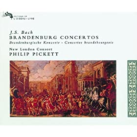 J.S. Bach: Brandenburg Concerto No.2 in F, BWV 1047 - 3. Allegro assai