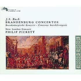 J.S. Bach: Brandenburg Concerto No.4 in G, BWV 1049 - 1. Allegro