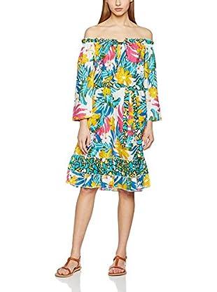H.H.G. Vestido Retro (Multicolor)