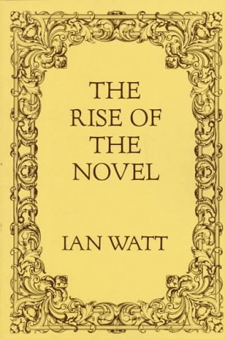 Rise and growth of indian novel