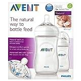 Avent 9oz Natural Bottle 2 per pack