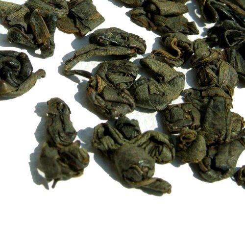 Organic Ceylon Gunpowder Loose Leaf Green Tea