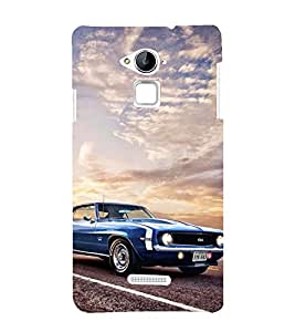 Vizagbeats vintage car Back Case Cover for Coolpad Note 3