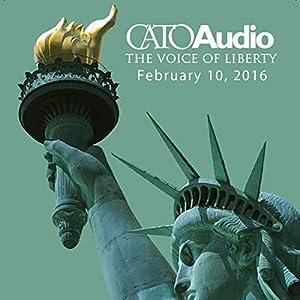 CatoAudio, February 2016 Speech