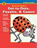 Dot-to-Dots, Puzzles, & Games (0769629148) by School Specialty Publishing