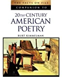 img - for The Facts on File Companion to 20th-Century American Poetry (Companion to Literature) book / textbook / text book