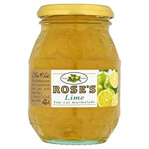 Rose's Key Lime Marmalade 16oz Jar