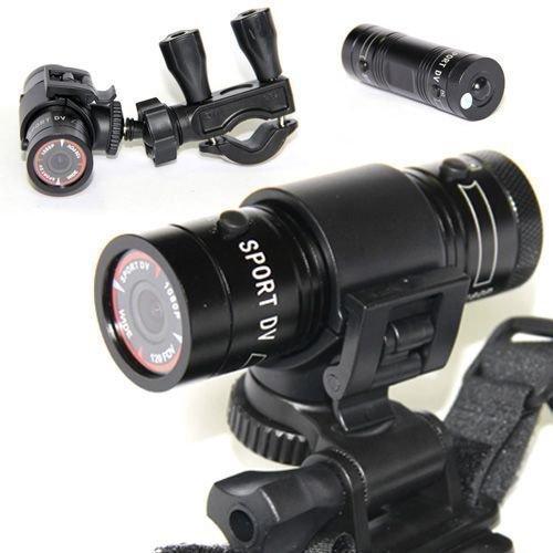 Mini F9 Full HD 1080 P DVR Video Recorder Fahrrad Helm wasserdicht Aktion Sport Kamera Car DG-OT14204