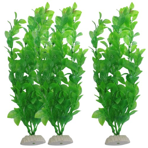 Uxcell-3-Piece-Fish-Tank-Artificial-Plants-106-Inch-Green