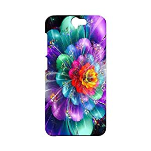 BLUEDIO Designer Printed Back case cover for HTC One A9 - G0069